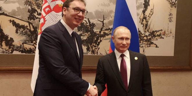 Путин одбио да изда Србију и Србе, Вучић одустаје од поделе Космета 1