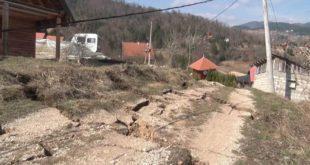 Тло не мирује око Заовинског језера, урушило се двадесет кућа (видео) 13