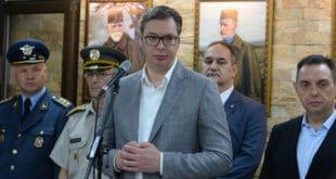 Вучић признао да је још 15. маја добио информацију о јучерашњим хапшењима на Косову и Метохији! 4