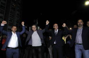На северу Kосова на шиптарским изборима гласали само они Срби који су приморани 1