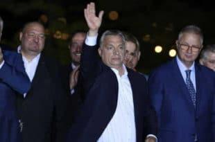Орбан: Мађарски народ верује да је Бриселу потребна антимигрантска политика 4
