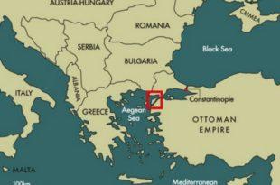 """ЕГЗОДУС ГАЛИПОЉСКИХ СРБА 400 година под Турцима живели као Срби а комунисти их прогласили """"Македонцима"""""""