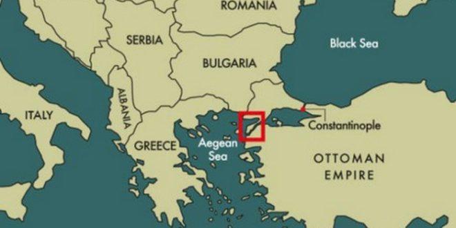 """ЕГЗОДУС ГАЛИПОЉСКИХ СРБА 400 година под Турцима живели као Срби а комунисти их прогласили """"Македонцима"""" 1"""