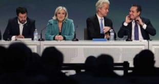 Рат глобалиста са европском десницом