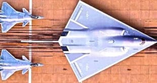 НЕВИДЉИВИ ЗМАЈ: Представљен дизајн кинеског стратешког бомбардера Х-20 (фото)