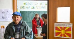 Данас други круг гласања за председника у Северној Македонији 7