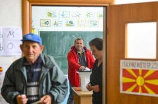 Данас други круг гласања за председника у Северној Македонији