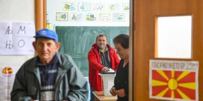 Данас други круг гласања за председника у Северној Македонији 1
