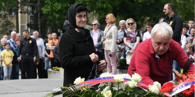 Обележено две деценије од погибије пилота пуковника Миленка Павловића 1
