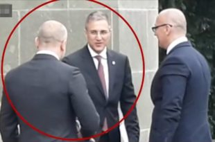 Српска полиција потпуно је у служби мафије: Велико уво министра Слине 5
