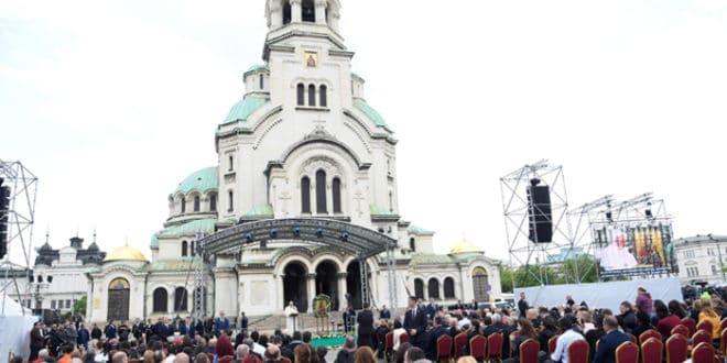 Папа позвао Бугаре да прихвате мигранте 1