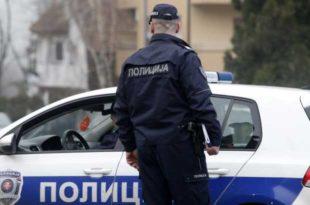 Полиција чува симпатизере Велике Албаније у Борчи 4
