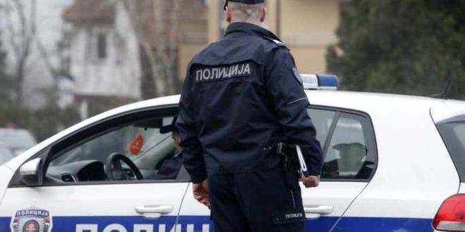 Полиција чува симпатизере Велике Албаније у Борчи 1