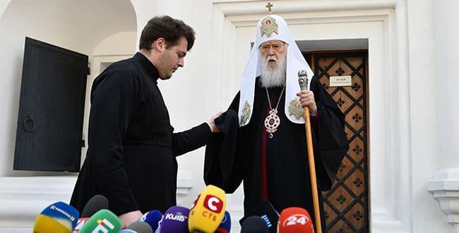 Раскол међу украјинским расколницима: Филарет не признаје ни ПЦУ ни Вартоломејев томос 1