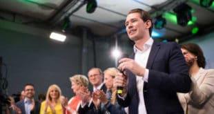 Апсолутна победа Kурца на изборима за ЕП у Аустрији 13