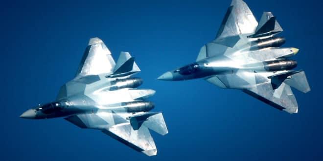 Путин: Неопходно опремити три авијацијска пука авионима Су-57 1