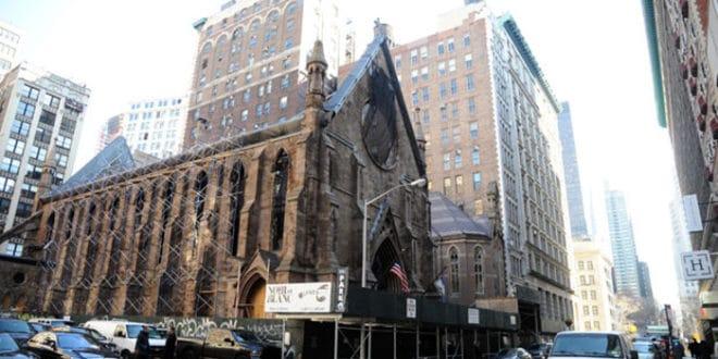 Петиција: Спасимо Храм Светог Саве у Њујорку | Petition to Save Saint Sava Cathedral in New York 1
