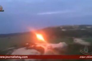 """Погледајте како грувају """"Асадове оргуље"""" (видео) 1"""