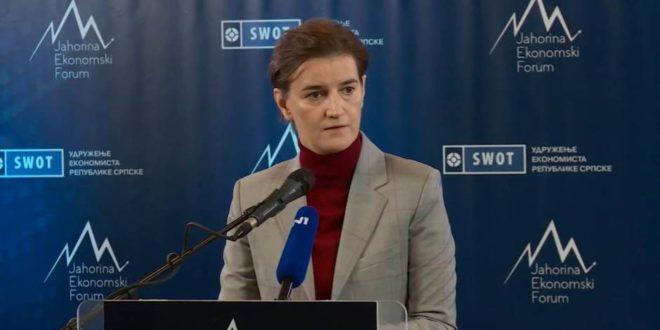 Брнабићка антируским изјава припрема терен за ликвидацију Републике Србије! 1