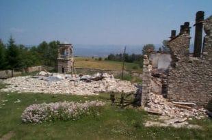 Уништене српске светиње на КиМ 2