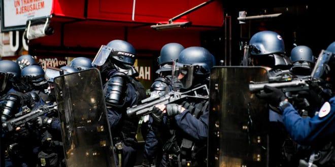 Француски режим глобалисте Макрона наставља да терорише сопствене грађане (видео) 1