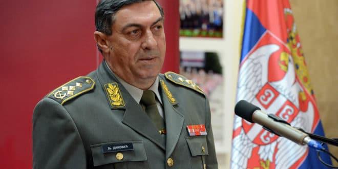 Генерал Диковић: Читава Војска Србије заједно са МО има мање од 30.000 људи!