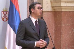 ВРЕМЕ ЈЕ ЗА ОСТАВKУ! Вучић је признао да не сме да заштити Србе на Косову и Метохији! (видео)