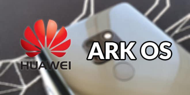 Хуавеи регистровао АркОС, стиже и нови за Плеј Стор? 1