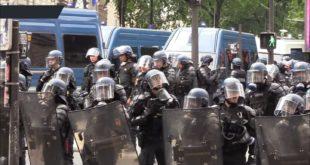 Глобалистички режим Макрона наставља да терорише Француску (видео) 3
