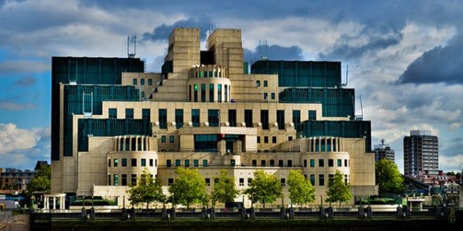 mi6 centrala london