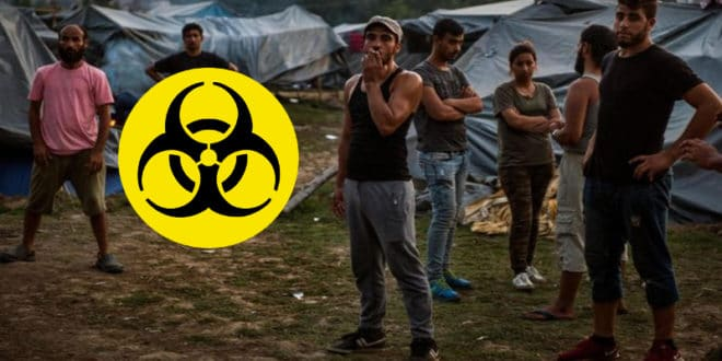 БОСНИ ПРЕТИ ЕПИДЕМИЈА И ЗАРАЗА због миграната који доносе ХИВ, туберколозу, хепатитис... 1