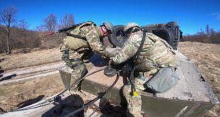 """НАТО ЗАПОЧЕО ВЕЖБУ""""МУЊЕВИТИ ОДГОВОР"""" У ХРВАТСКОЈ: Учествује """"Војска Косова"""" и још 14 армија! 6"""