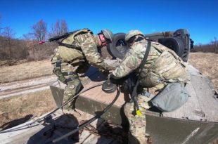 """НАТО ЗАПОЧЕО ВЕЖБУ""""МУЊЕВИТИ ОДГОВОР"""" У ХРВАТСКОЈ: Учествује """"Војска Косова"""" и још 14 армија! 1"""
