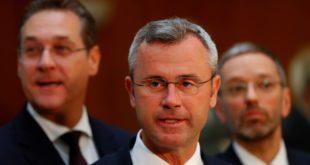 Норберт Хофер је нови шеф Слободарске партије Аустрије