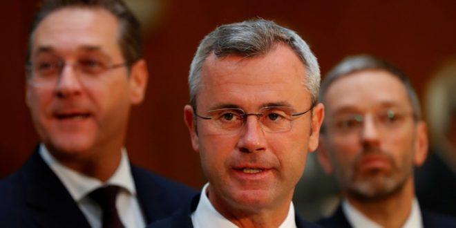 Норберт Хофер је нови шеф Слободарске партије Аустрије 1