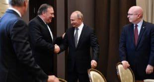 О чему Путин и Помпео нису разговарали? 12