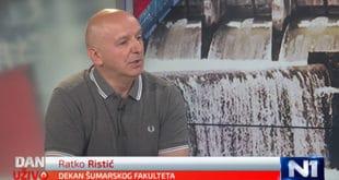 Професор Ратко Ристић: У вези са градњама мини-хидроцентрала корист ће имати само власници и инвеститори 18