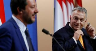 Орбан и Салвини припремају савез после европских избора 12