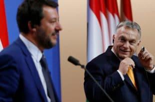 Орбан и Салвини припремају савез после европских избора 7