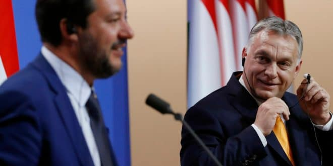 Орбан и Салвини припремају савез после европских избора 1