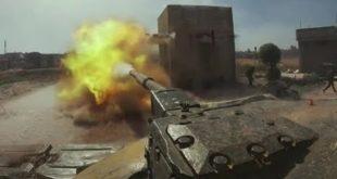 Сирија: Највећа битка у 2019. години (видео)
