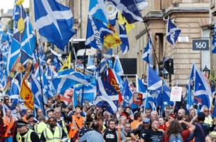 Шкотски марш независности (видео) 7