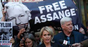 Лондонски суд осудио Асанжа на годину дана затвора! 12