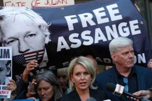 Лондонски суд осудио Асанжа на годину дана затвора! 7