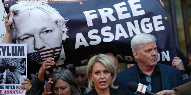 Лондонски суд осудио Асанжа на годину дана затвора! 1