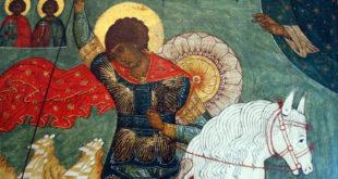 Данас славимо празник Светог Великомученика Георгија 8