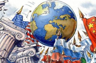 Сергеј Лавров: Западне земље покушавају да стопирају процес формирања полицентричног светског поретка 10
