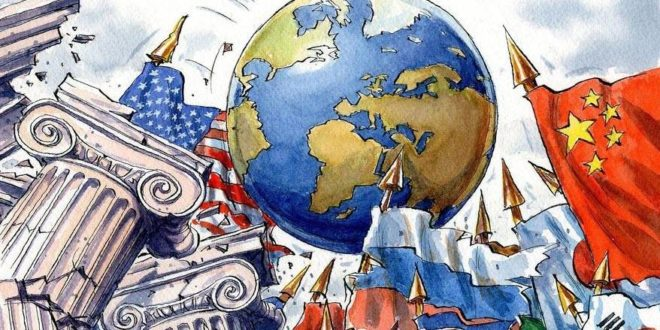 Сергеј Лавров: Западне земље покушавају да стопирају процес формирања полицентричног светског поретка 1