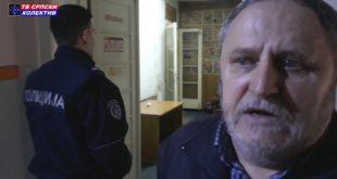 Упад полиције и извршитеља у редакцију магазина Таблоид! (видео) 4