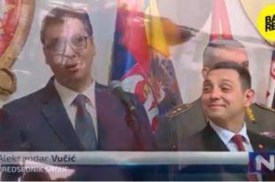 Добродошли у свет Александра Вулина (видео)